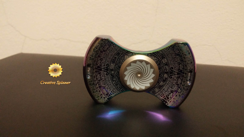 Spinner 2 Cánh Maya 7