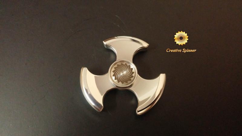 Spinner Inox 304 9