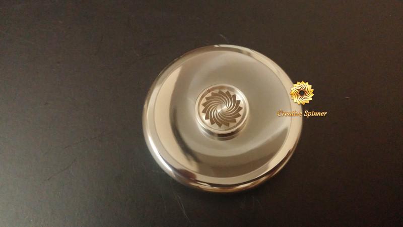 Spinner Inox 304 11