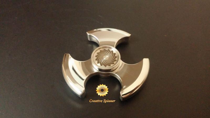 Spinner Inox 304 10