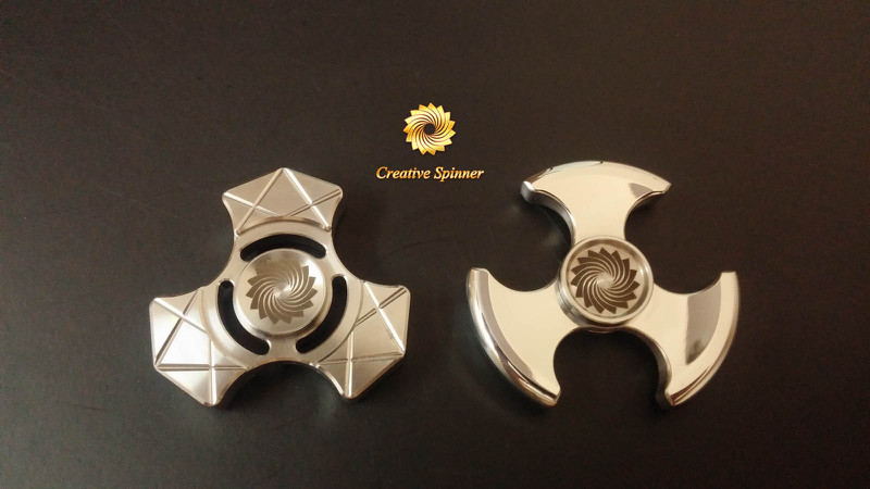 Spinner Inox 304 12
