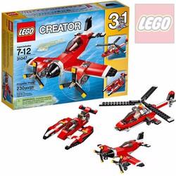 Đồ chơi Lego Máy Bay Chiến Đấu| Lego Creator 31047