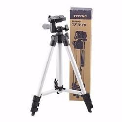 Gậy 3 chân tripod TF3110 - gậy livetream cao cấp có thể kéo dài