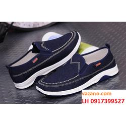 Giày lườigiày mọi nam giày thể thao thời trang Hàn Quốc L12T11