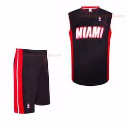 Quần áo bóng rổ Miami Heat 2    áo bóng rổ Miami Heat 2