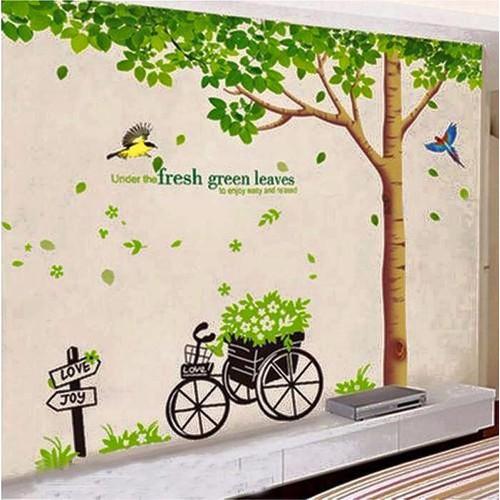 decal dán tường combo cây xanh và xe đạp - 4369580 , 6351551 , 15_6351551 , 160000 , decal-dan-tuong-combo-cay-xanh-va-xe-dap-15_6351551 , sendo.vn , decal dán tường combo cây xanh và xe đạp