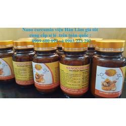 Tinh Nghệ NANO CURCUMIN Chữa Dạ Dày, Ung Thư - Viện Hàn Lâm KHCNVN 60v