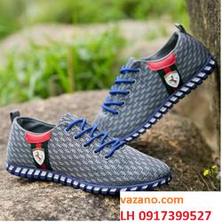 Giày thể thao giày lười giày mọi nam Fenari thời trang Hàn Quốc L12T9