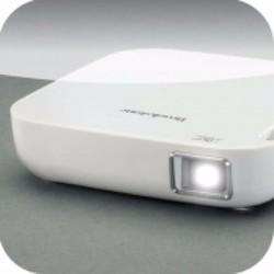 Máy chiếu mini không dây Brookstone Wireless - Hàng Mỹ