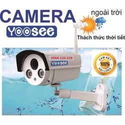 Camera Yoosee Ngoài Trời - Camera Wifi Ngoài Trời HD - Loại có Mic