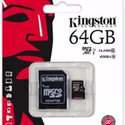 Thẻ nhớ 64G Kington