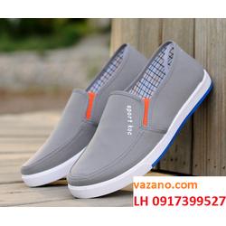 Giày thể thao giày lười giày mọi nam thời trang Hàn Quốc L12T6
