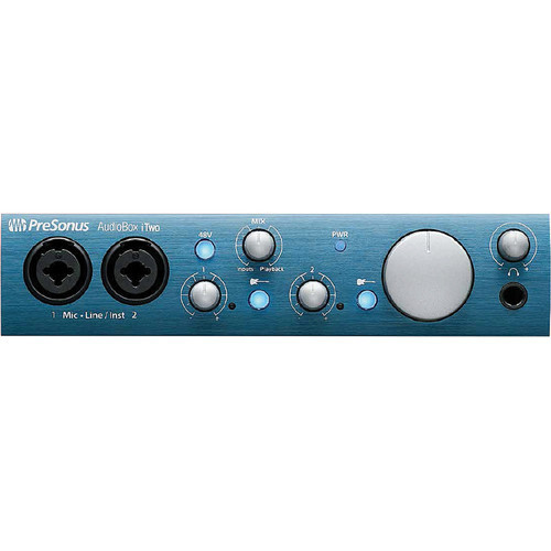 Card âm thanh PreSonus AudioBox iTwo USB 2.0 iPad - 4369786 , 6352681 , 15_6352681 , 4090000 , Card-am-thanh-PreSonus-AudioBox-iTwo-USB-2.0-iPad-15_6352681 , sendo.vn , Card âm thanh PreSonus AudioBox iTwo USB 2.0 iPad