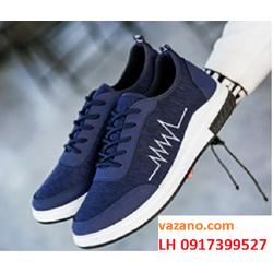 Giày thể thao giày lười giày mọi nam Fenari thời trang Hàn Quốc L12T10