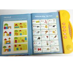 Sách song ngữ Anh Việt cho bé