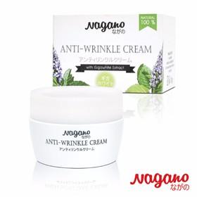 Kem Chống Lão Hóa Trắng Da Với Gigawhite Nagano 30g - Anti-Wrinkle Cream Nagano 30g - Kem chống các dấu hiệu lão hóa giúp trẻ hóa làn da - NG1003