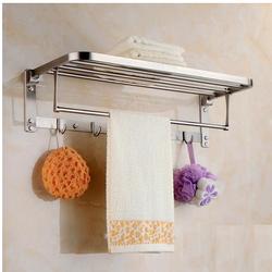 Giá treo khăn tắm 2 tầng tiện dụng