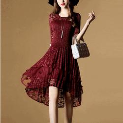 Đầm xòe công chúa cực xinh DX124