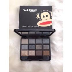 Kit màu mắt 12ô Khỉ Paul Frank