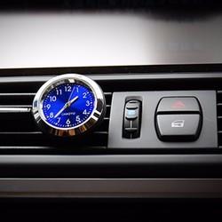 Đồng hồ cài cửa gió xe hơi CHAOYU - xanh