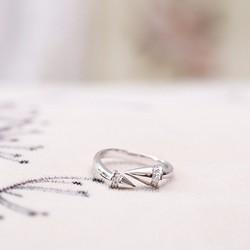 Nhẫn nữ đẹp mũi khoan