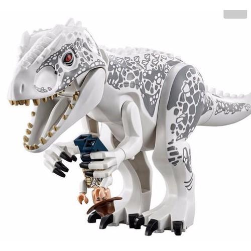 Bộ lắp ráp khủng long đột biến Indominus Rex - 5048771 , 6355839 , 15_6355839 , 130000 , Bo-lap-rap-khung-long-dot-bien-Indominus-Rex-15_6355839 , sendo.vn , Bộ lắp ráp khủng long đột biến Indominus Rex
