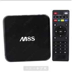 tv box m8s giá rẻ