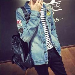 áo khoác jean nam cực ngầu A40