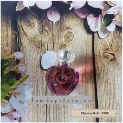 Nước hoa nữ charme No.5 25ml