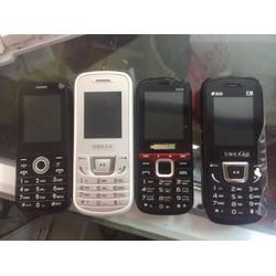 Điện thoại 2 sim 2 song Smkaa