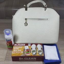 Bộ làm sạch đồ da Dr Clean