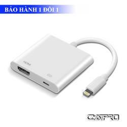 Cáp Kết Nối HDMI Cho Iphone Lightning Digital AV Adapter