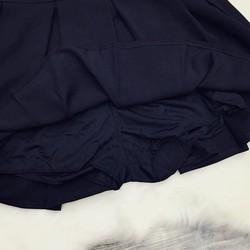 Set váy xếp li áo yếm _MÕ CHU SHOP