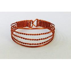 Vòng tay handmade thiết kế dây đồng