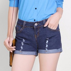 Short Jean thời trang