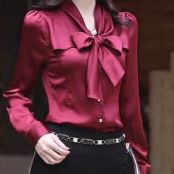 áo nữ tay dai kiểu cổ điển cho bạn thêm quý phái-163