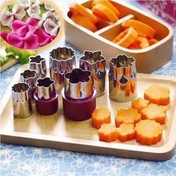 Dụng cụ cắt tỉa hoa quả 8 món