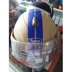 Mũ bảo hiểm Napoli -XD