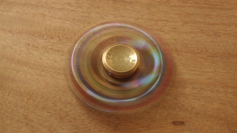Spinner 6 Cánh 7