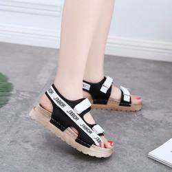 Giày Sandal Nữ dễ thương phong cách thời trang Hàn Quốc - XS0445