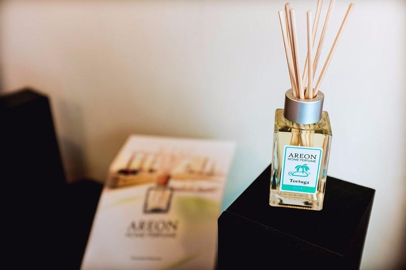 Tinh dầu thơm phòng Areon Home Tortuga Perfume nhập khẩu từ Bulgaria 2