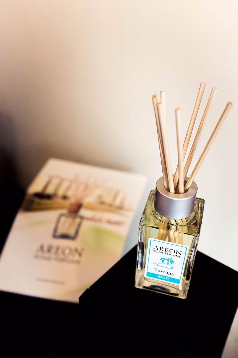 Tinh dầu thơm phòng Areon Home Tortuga Perfume nhập khẩu từ Bulgaria 4