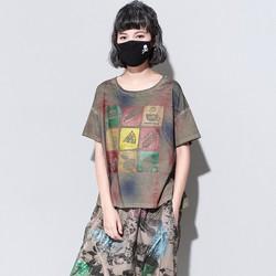 Áo T-Shirt In Hình 4367