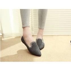 Giày Búp Bê Nữ Cá Tính DBS005
