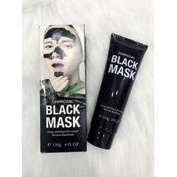 Mặt nạ lột mụn Black Mask Charcoal
