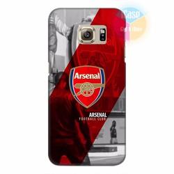 Ốp lưng Samsung Galaxy S7 Edge in hình CLB Arsenal
