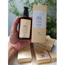 Dầu dưỡng tóc Argan Hair oil R3 Raip