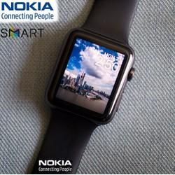 điện thoại đồng hồ NOKIA. pin bền sóng khỏe mã NK-2017