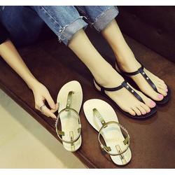 dép nữ ipomoea - dép đi mưa - sandal bệt - dép xỏ ngón - giày dép đẹp