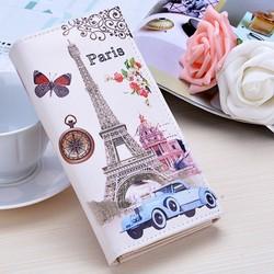 VÍ DÀI CẦM TAY PARIS